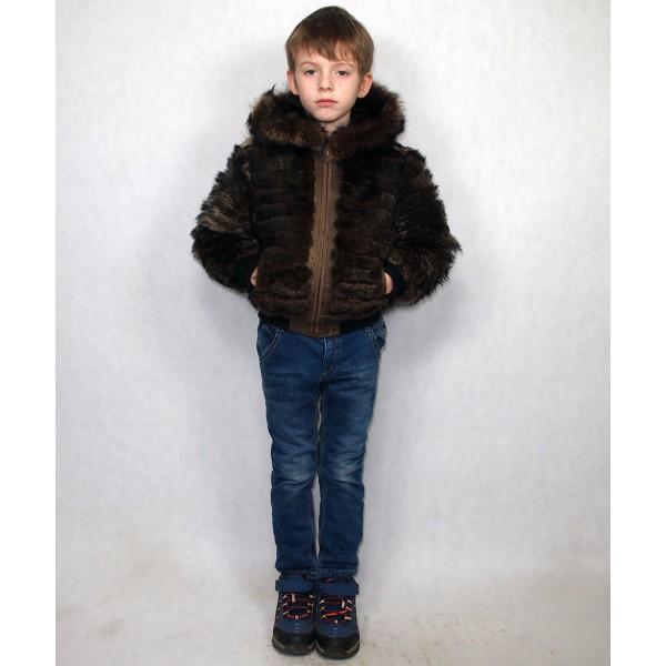 Куртка детская из тосканы