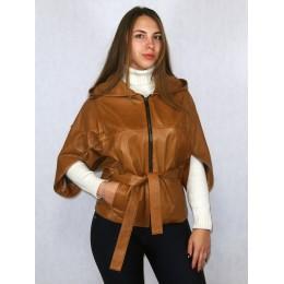 Куртка женская коричневая